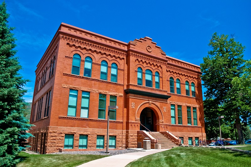 (Wikimedia) Colorado School of Mines