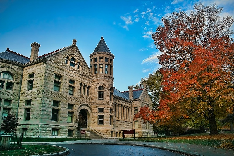 (Wikimedia) Indiana University - Bloomington