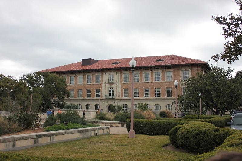 (Wikimedia) The University of Texas Austin