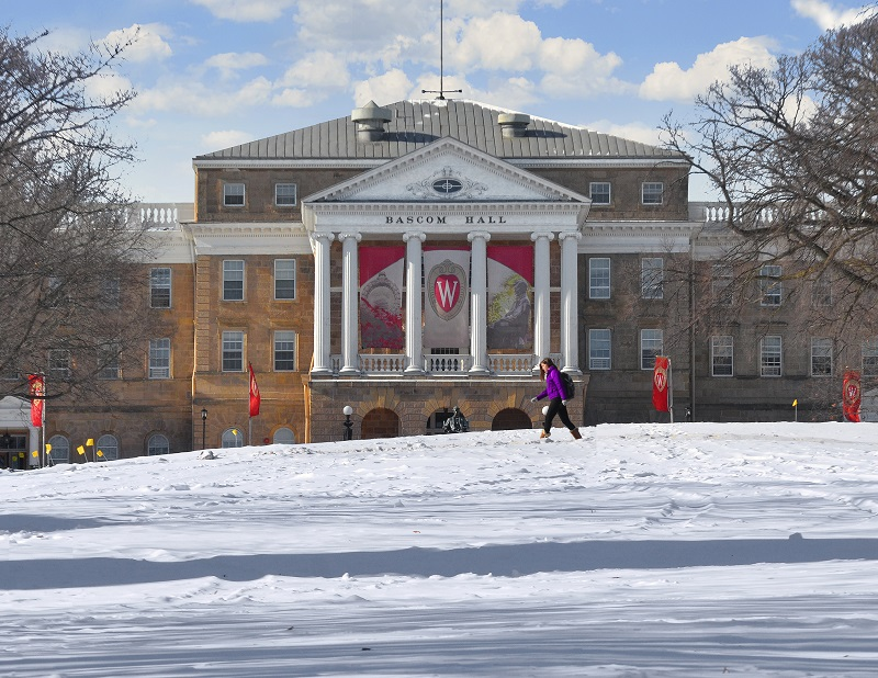 (Wikimedia) University of Wisconsin - Madison